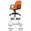 Kursi Direktur Chairman Type DC 203