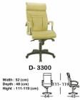Kursi Direktur & Manager Indachi D-3300