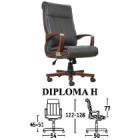 Kursi Direktur Classic Savello Diploma H