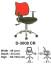 Kursi Staff & Sekretaris Indachi D-3008 CR