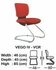 Kursi Hadap Indachi Type Vego IV-VCR