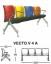 Kursi Tunggu Indachi Type Vecto V 4 A