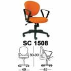 Kursi Sekretaris Chairman Type SC 1508