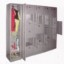 Locker 5 Pintu Daiko Type LD-505