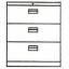 Multifile Cabinet System Alba MFC-1132