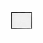 Papan Tulis (Whiteboard) Gantung Single Face Sanko 90 x 120 cm