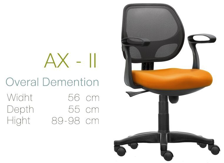 Kursi Kantor Inviti AX II