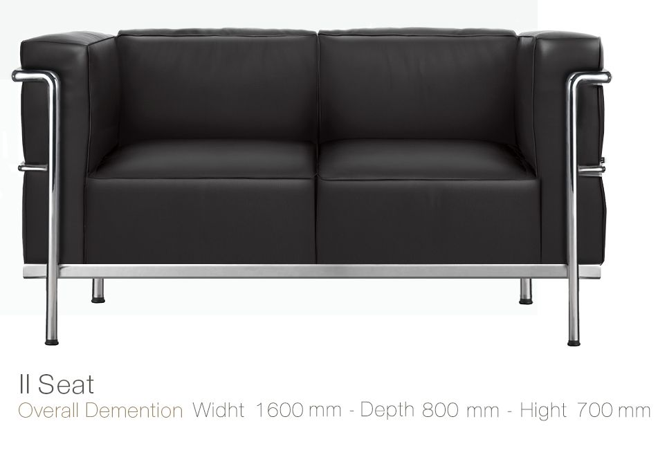 Sofa Kantor Inviti Busier II Seat