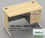 Meja Kantor Modera BOD-6012 + Laci BHD 7338