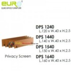 Privacy Screen Euro – DPS 1540